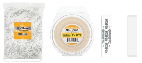no-shine protez saç bandı, parlama yapmayan protez saç bandı